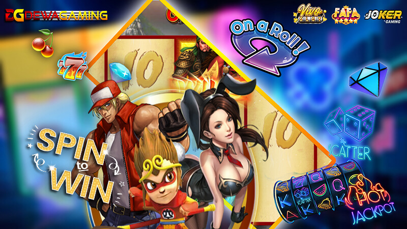 Mesin Slot Online Joker Gaming