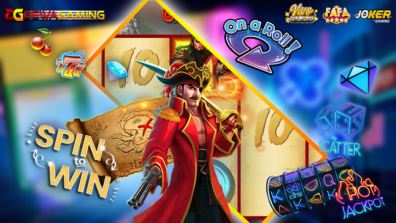 Review permainan Slot Joker Jungle Island Paling Mantul